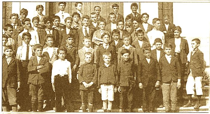 Kryqi i Kuq i të Rinjve Amerikanë në vitin 1921