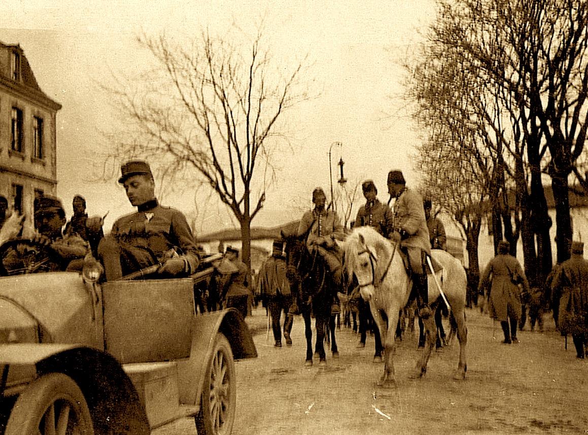 Hyrja e austrohungarezëve, Shkoder mars 1916