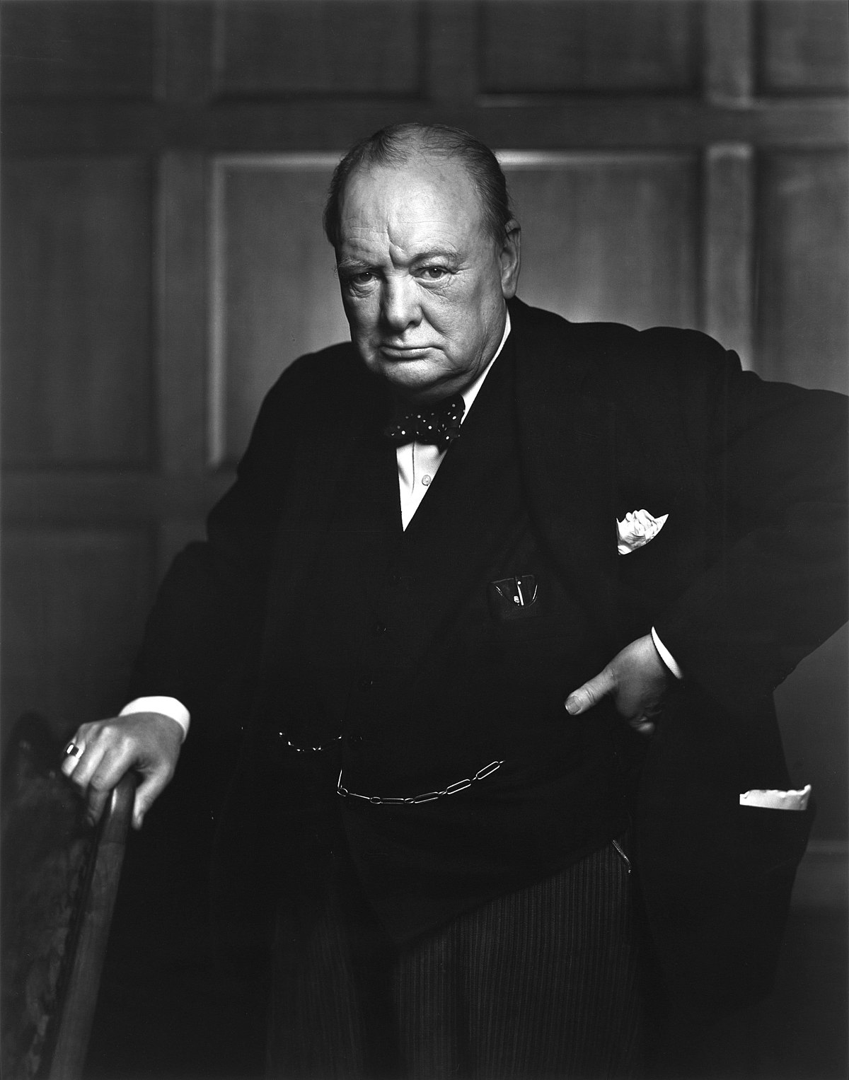 Sir Winston Churchill (1874-1965)