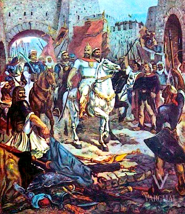 Hyrja e Skënderbeut në Krujë