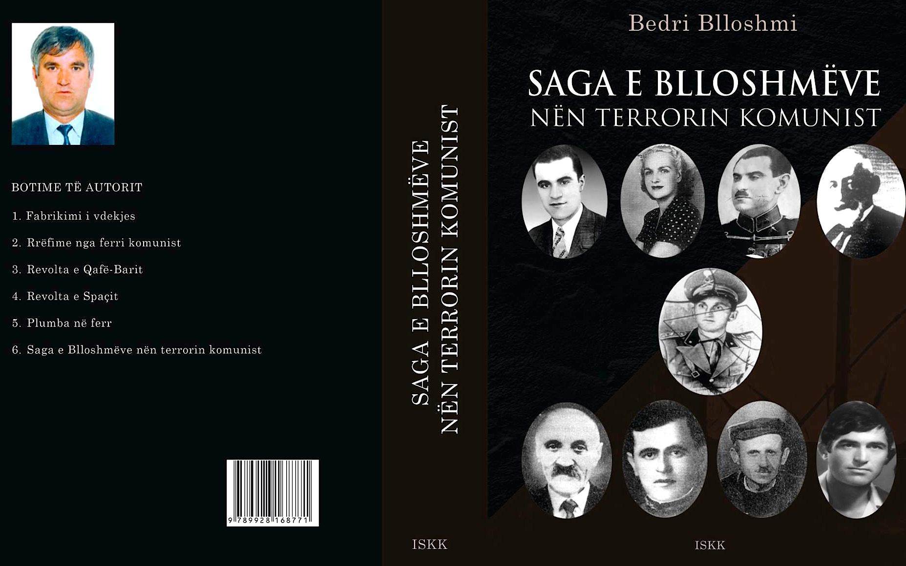 ISKK - Bedri Blloshmi - Saga e Blloshmëve
