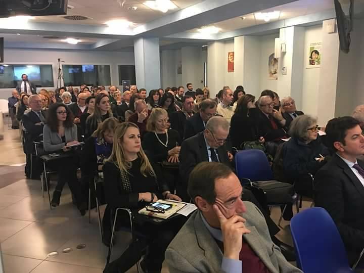 Itinerari shqiptar -  Prej emigrimit në Itali  te integrimi europian, Rome 29 Janar 2018
