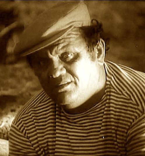 Ferdinand Radi, në një nga rolet e tij në filma