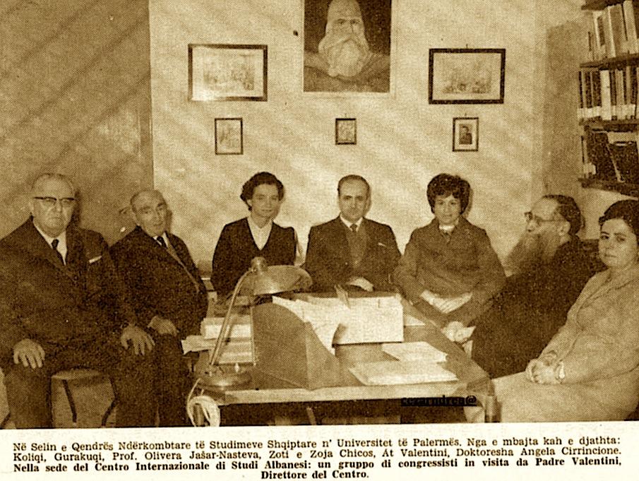 Ernest Koliqi në Romë