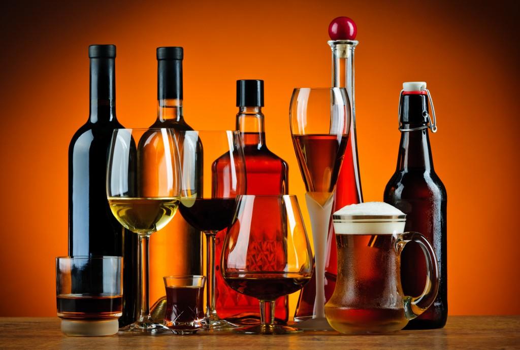Pijet alcoolike më të preferuara