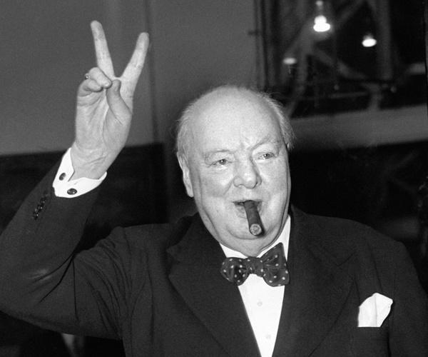 Churchill në 70 vjetorin e Lindjes