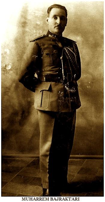 Kolonel Muharrem Bajraktari