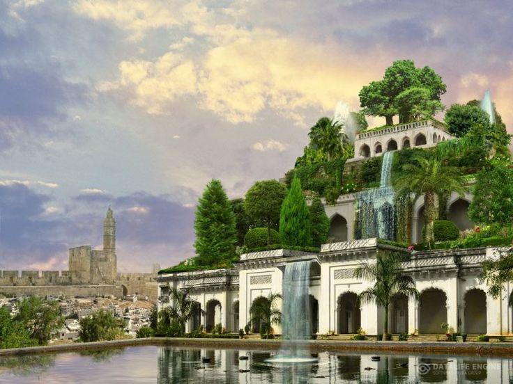 Kopshtet e Varura Babilonase