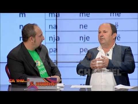Agron Dalipaj dhe Saimiri ne Stop...
