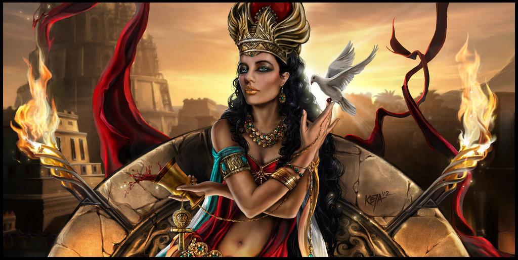 Semiramis - perfytyrim artistik