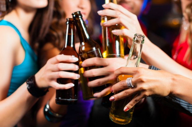 Alcooli dëmton rininë...