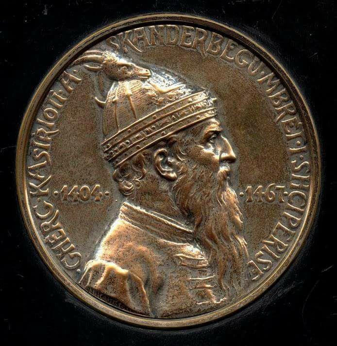 Gjergj Kastrioti - Skënderbeu (1405-1468)