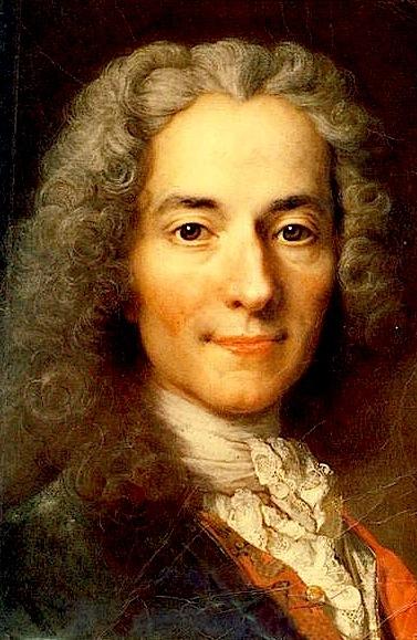 Voltaire - François-Marie Arouet (1694-1778)