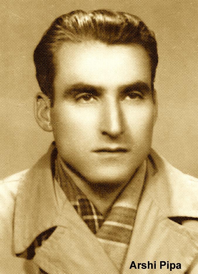 Arshi Pipa (1920-1997)