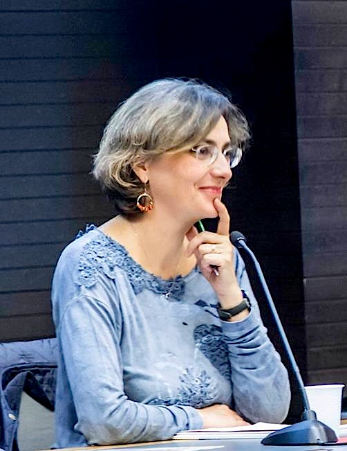 Gazetarja e RAI-t Floriana Gavazzi