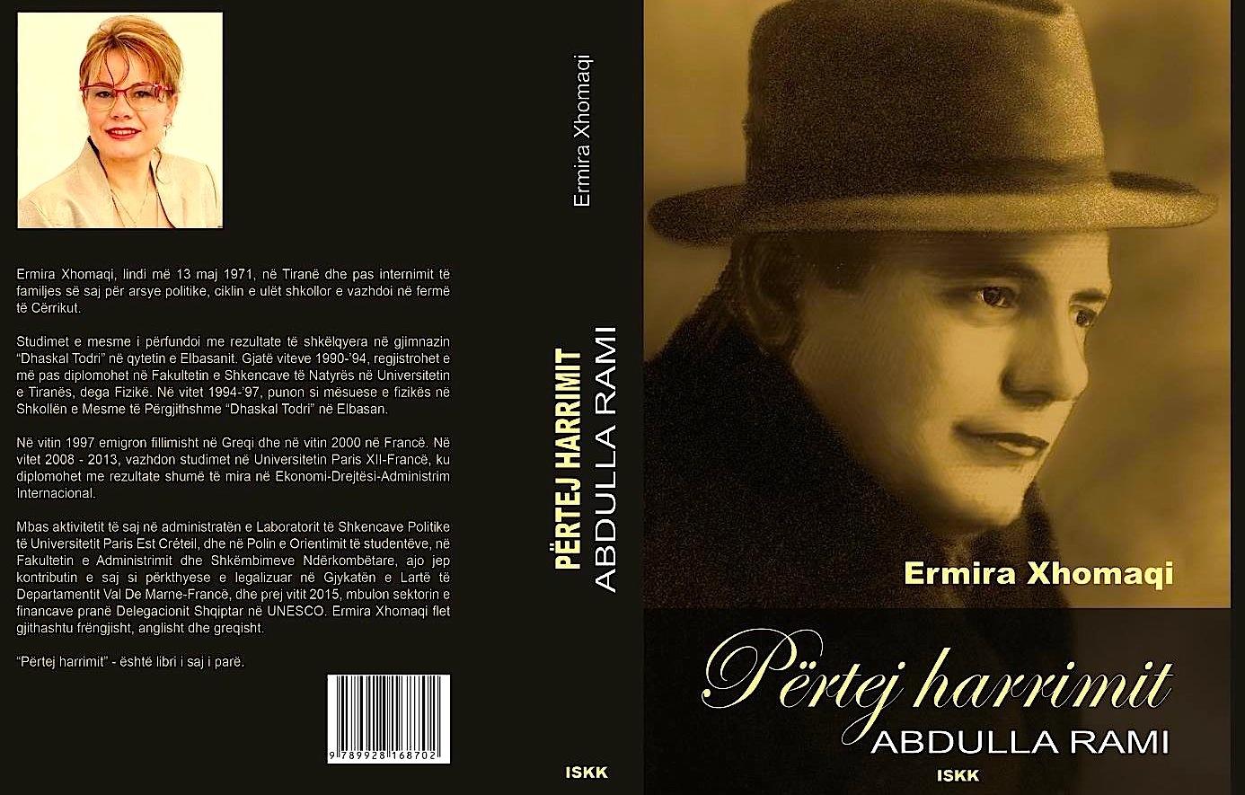 Ermira Xhomaqi - Përtej Harrimit - Abdulla Rami