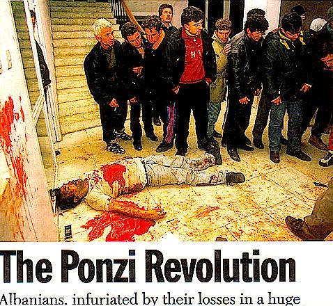 Shtypi i Huaj për ngjarjet e shkurtit 1997, në VlorëShtypi i Huaj për ngjarjet e shkurtit 1997, në Vlorë