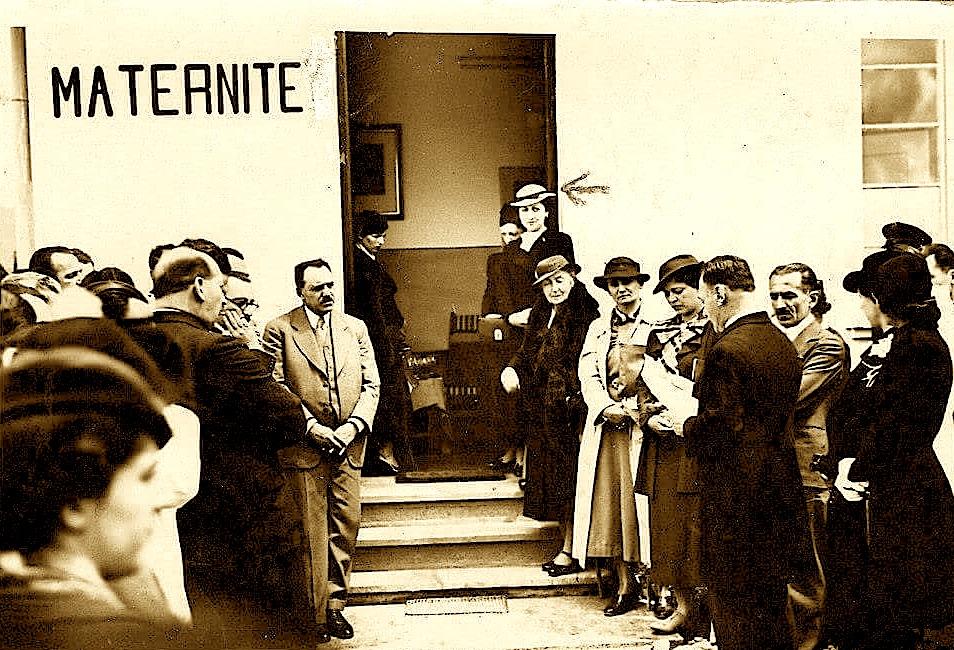 Melpomeni Dilo - 1937, në krijimin e maternitetit të parë në Shqipëri