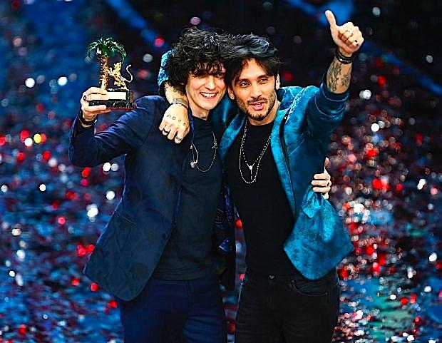 Ermal Meta & Fabrizio Moro (Non mi avete fatto niente) Fituesit e Sanremo 2018