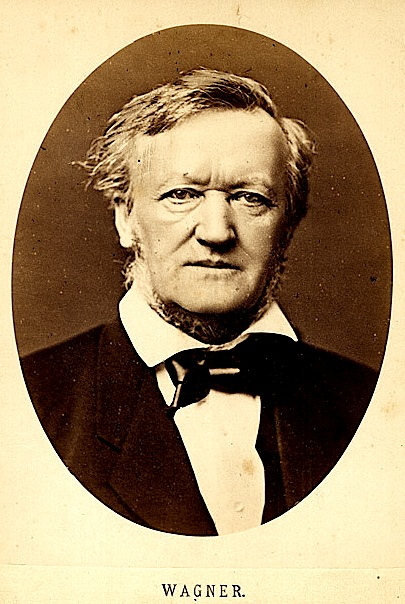 Richard Wagner (photo elliott)