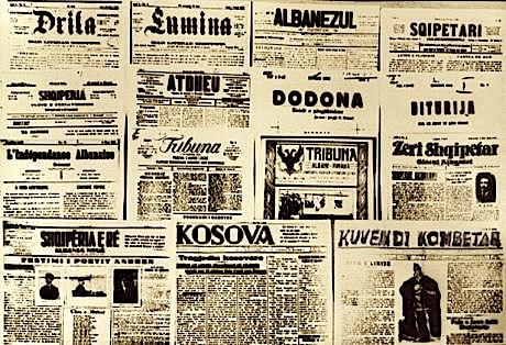 Gazeta shqiptare bukuresht