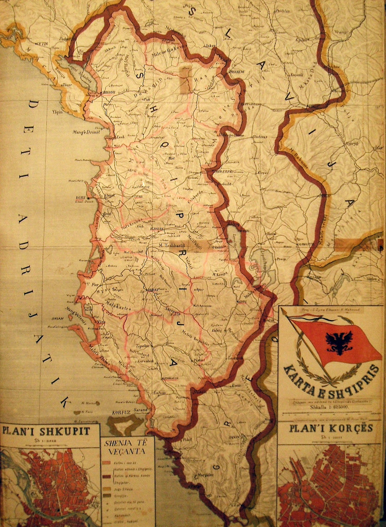 The 1878 San Stefano Treaty and the Albanians