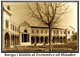 Kuvendi i Fretënve në Gjuhadol i kthyem në burg
