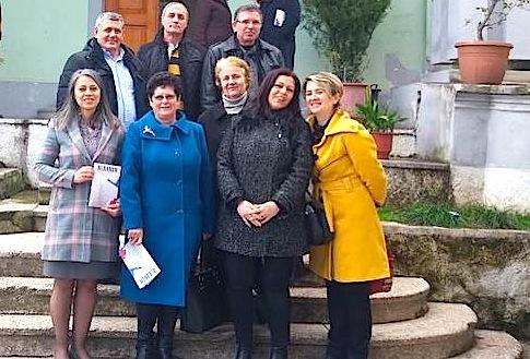 """Grupi i Punës i Revistës Kulturore """"Albanon"""""""