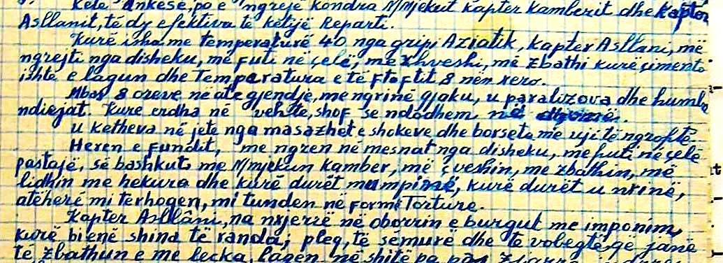 Letra e shkruar nga Muharrem Xhakoni (1963)