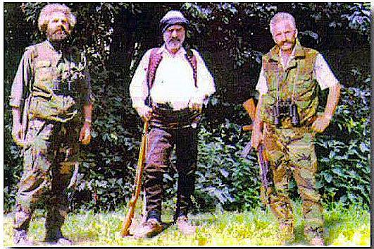 Adem Jashari dhe shoket e tij