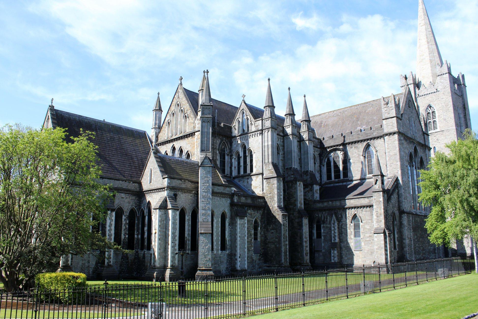 Katedralja e Shën Patrikut - Dublin