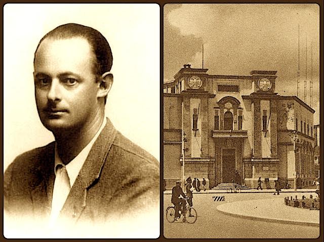 Gerardo Bosio (1903-1941) - Arkitekti qe projektoi Qendrën e Tiranës