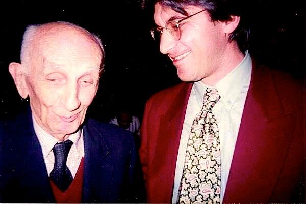 Rexhep Krasniqi dhe Ilir Demalia, 1995