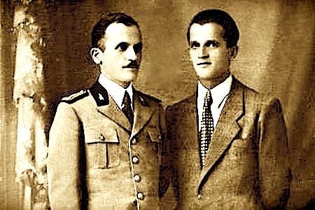 Gjelosh Luli (1912-1947) - me të vllanë