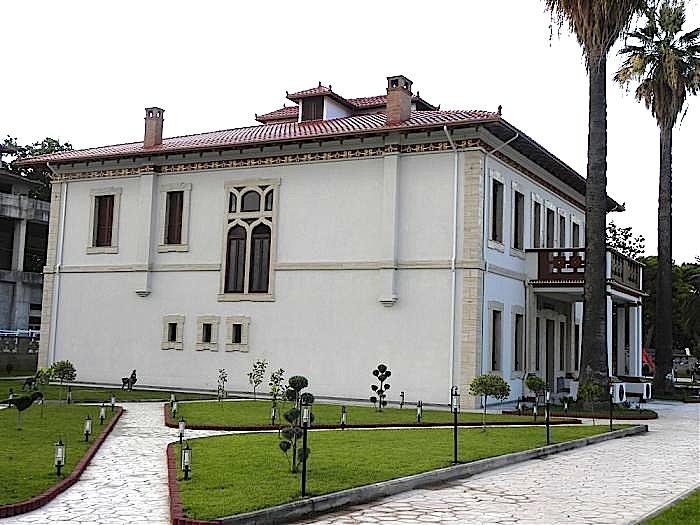 Shtëpia e Eqerem Bej Vlorës sot