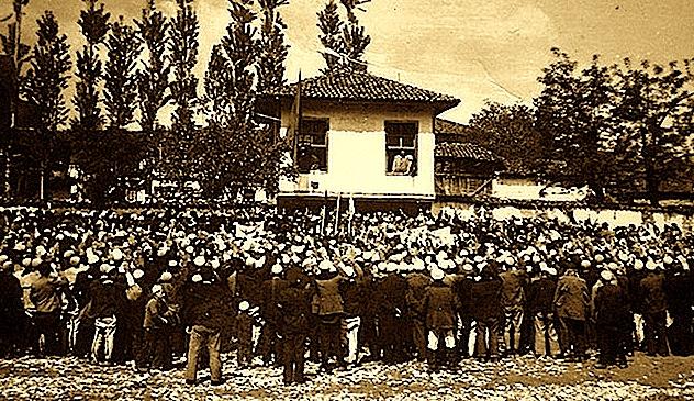 Shtëpia e Lidhjes së Prizrenit - 10 qershor 1878