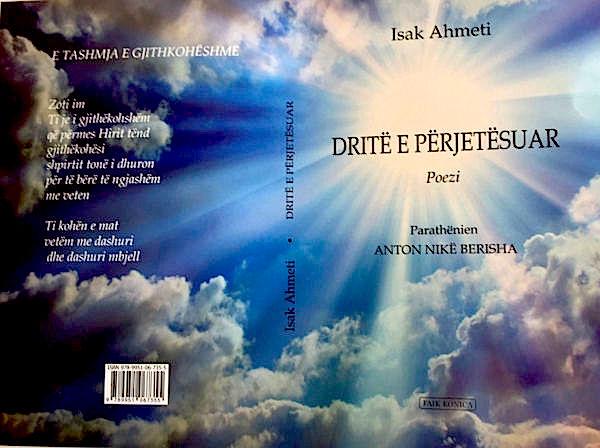 """Isak Ahmeti """"Dritë e Përjetësuar"""" - Poezi"""