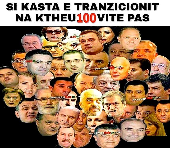 Figurat e Demekkracisë Shqiptare