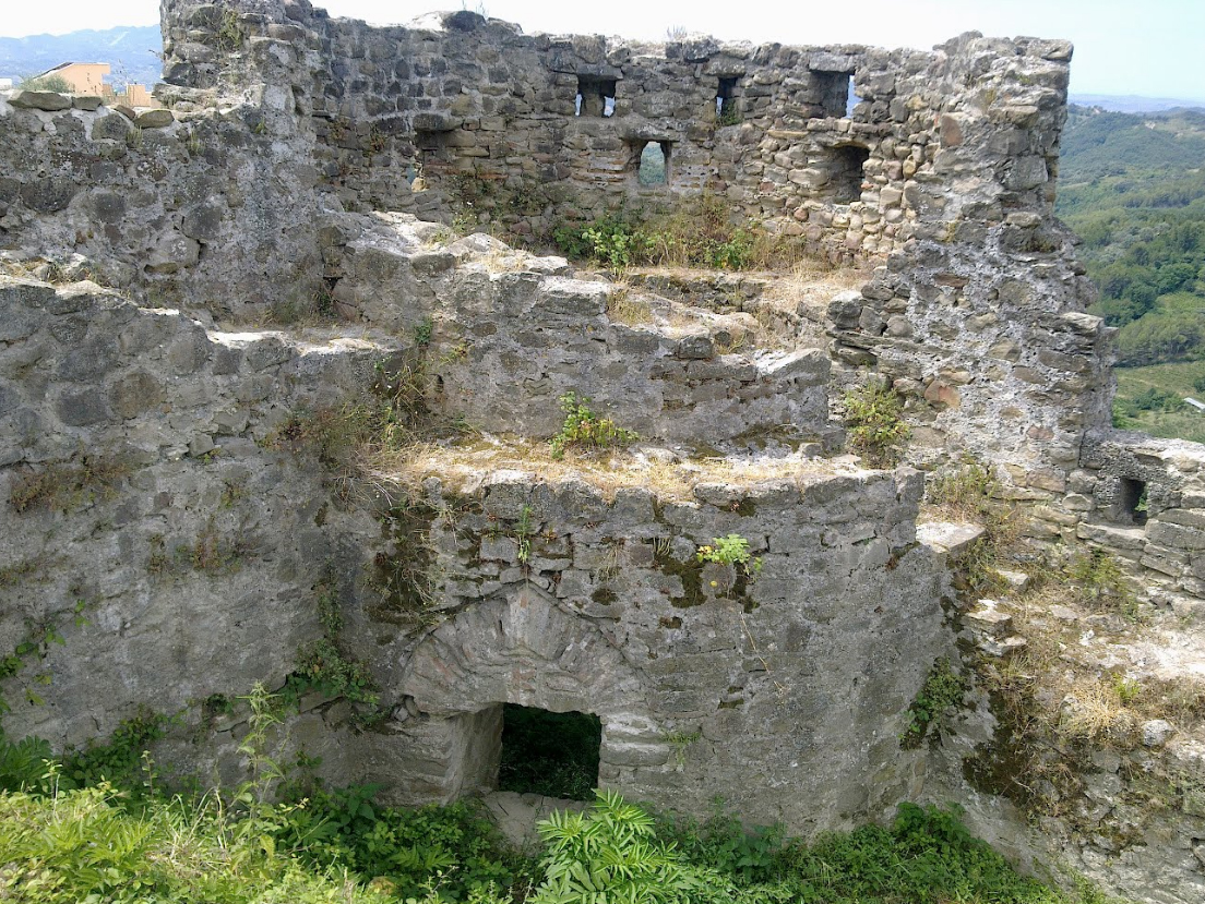 Rrënojat e Kalasë së Prezës