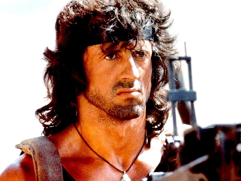 Sylvester Stallone - Rambo