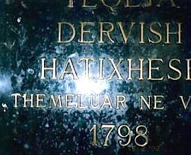 Teqeja e Dervish Hatixhesë në Tiranë