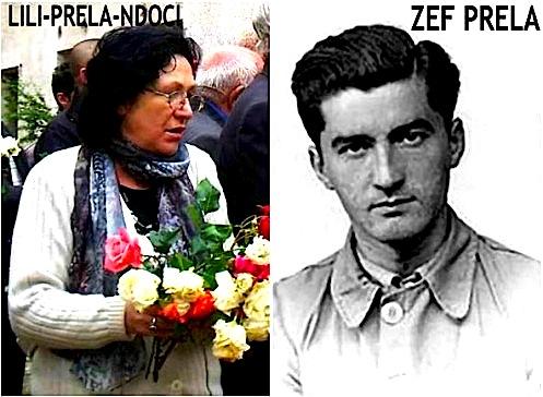 Lili Prela - Ndoci & Zef Prela