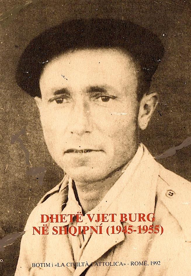 """Jak Gardini """"Dhetë vjet burg në Shqipni"""" (1945-1955)"""