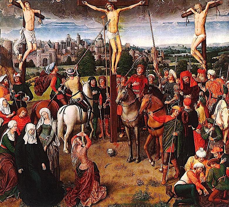 Piktura nga e ka marrë frymzimin Mikeli nga Verona
