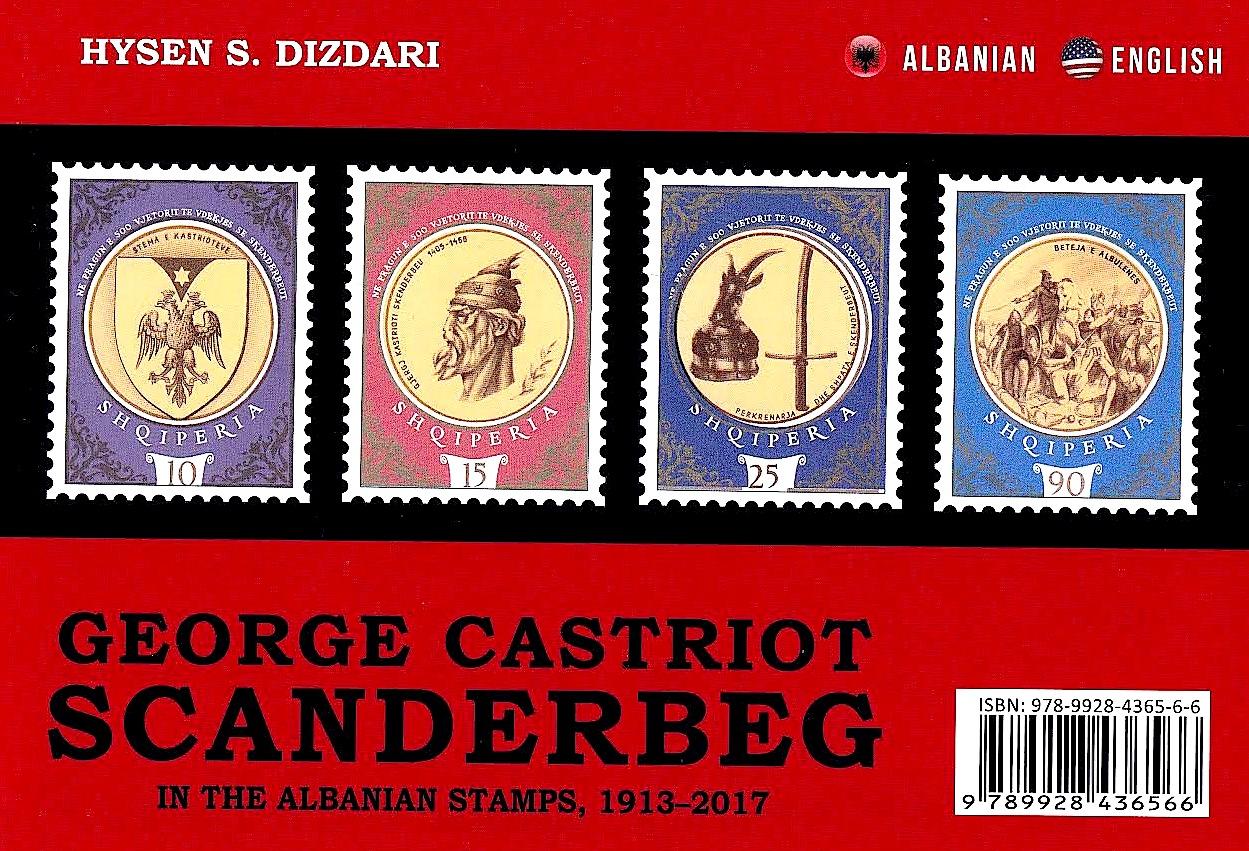 Gjergj Kastrioti - Skënderbeu në Filatelinë Shqiptare (1913-2017) -