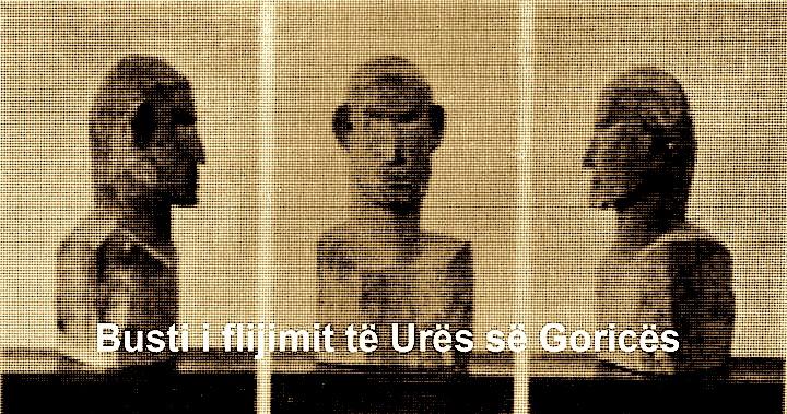 Busti i Urës së Goricës, 1780