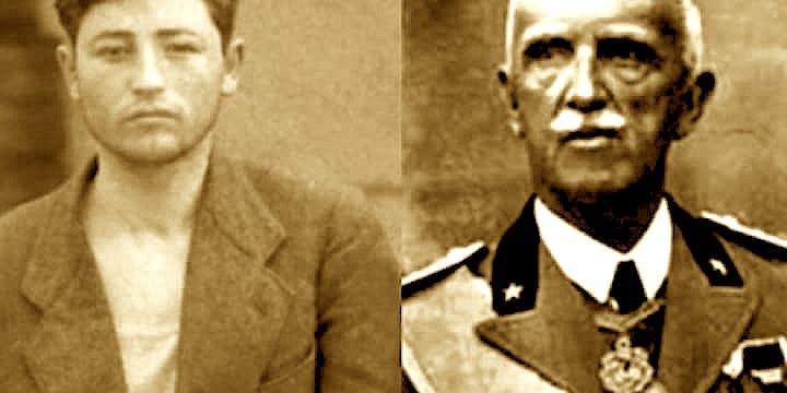 Vasil Laçi dhe Viktor Emanueli i III