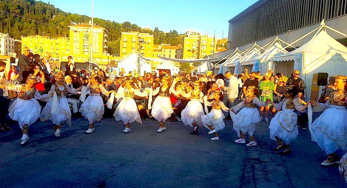 Takimet e Detit - Ancona 17-20 Maj 2018 - Grupi Njimije Yjet