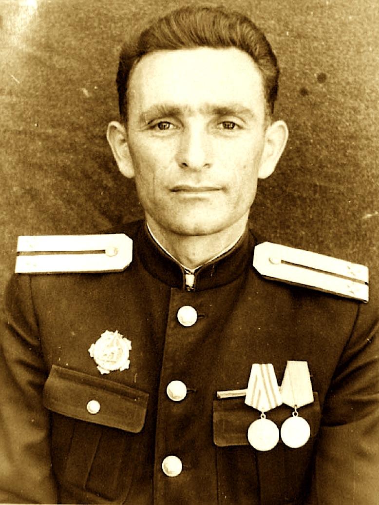 Drejtori i Kampit të Tepelenës- Haki Ibrahimaj