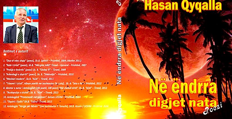 """Hasan Qyqalla """" Në ëndrra digjet nata"""""""
